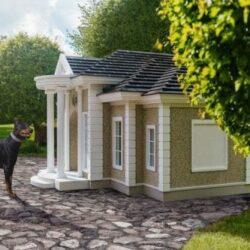 pies rezydencja 250x250 - Dom za dobry dla naszego psa.